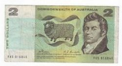 $2 banknote